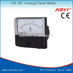 Hn-85 Panel Meter Analog 0-30A DC AMP Meter pictures & photos