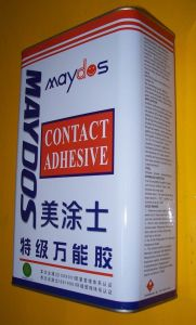 China Top Five Adhesive-Maydos Neoprene Super Yellow Rubber Contact Adhesive pictures & photos
