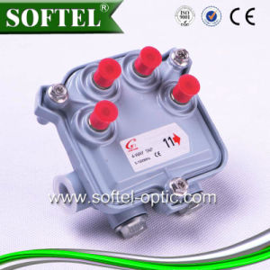 2015 Hot Sell 4 Outdoor CATV Taps pictures & photos
