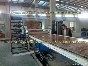 PVC Imitation Marble Sheet Making Machine