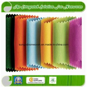 Laminated Non-Woven Fabric Coating PE Film pictures & photos