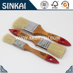 Made in China Boiled Bristle Paint Brush High Quality pictures & photos