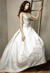 Wedding Dress (F00884)