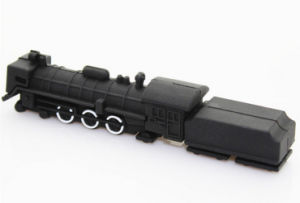 Train Pen Drive, PVC Train USB Drive, New Train USB Flash Drive, 4GB Train USB Disk