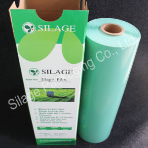 High UV Resistance Plastic Film, LLDPE Silage Wrap Film, Excellent Tear Resistance Plastic Film for New Zealand pictures & photos