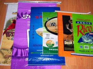 BOPP Printed Woven Bags pictures & photos