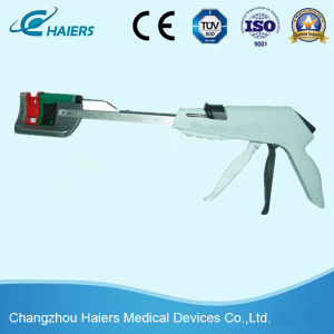 Disposable Curved Cutters Used in Alimentary Canal Surgery pictures & photos