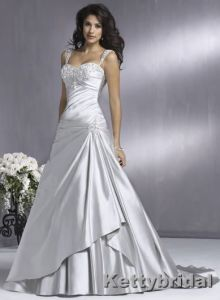 Wedding Dress&Wedding Gown (KB1010)