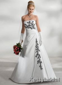 Wedding Gown&Bridal Dress&Wedding Dress (KB1075)