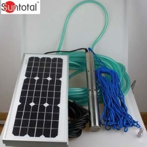 Solar Water Pump for Drip Irrigation