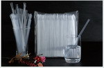 High Quality SGS FDA Crystal Straw pictures & photos