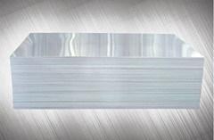 The Mirror Aluminum Sheet for Escutcheon