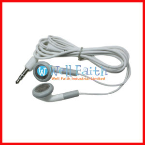 Earphone Headphone for iPod Nano Touch Video MP3 for iPhone (I2203WH)