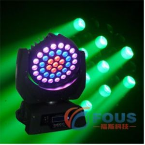 37-9W 3 in 1 LED Moving Head / Moving Head LED / LED Moving Head Lights / Stage Lighting