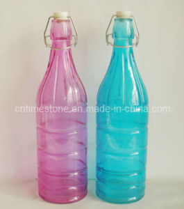 Glass Storage Bottle/Jar with Volume of 1000ml (TM2016) pictures & photos