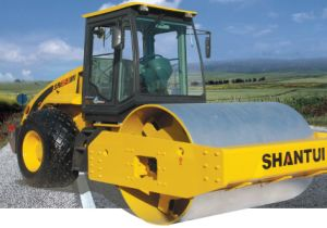 Shantui Road Roller 12t Road Roller pictures & photos