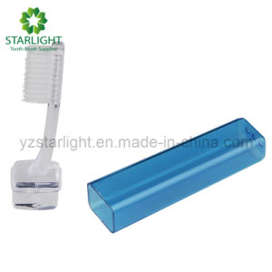 Separable Travel Toothbrush (866) pictures & photos