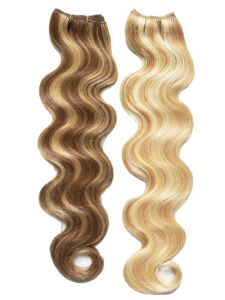 Brazilian /Indian /Chinese Remy Human Hair Body Wave Light Color pictures & photos