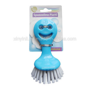 Smiley Dish Brush (00645)