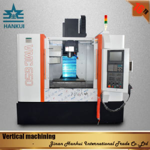 Vmc550L Metal Working CNC Milling Vertical Center pictures & photos