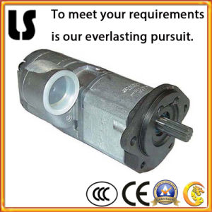 High Pressure Hydraulic Gear Oil Tandem Pump for Tractor