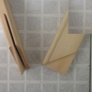 Wooden Canvas Bar 2045mm