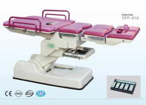 Multi-Functional Gynecologic Operating Table (DFF-81A)