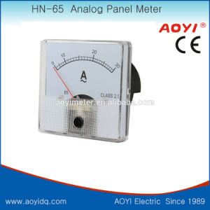 Hn -65 DC Current Measuring Meter 0-30A pictures & photos