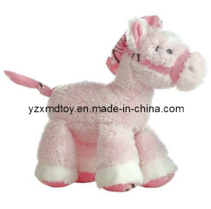 Pink Little Pony Plush Toy pictures & photos