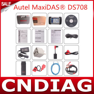 100%Genuine 708 Diagnostic Scanner for Us European Asian Cars Online Upgrade