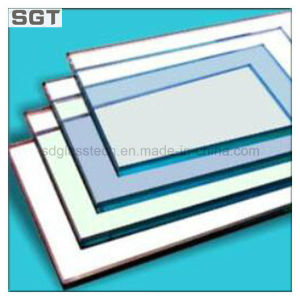 4-10mm Low-E Glass/ Tempered Safety Glass for Curtain Wall pictures & photos