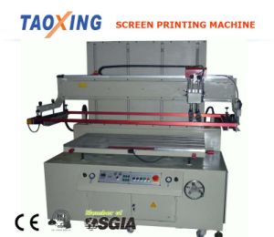 Big Size Flat Vertical Screen Printing Machine (TX-60120T)