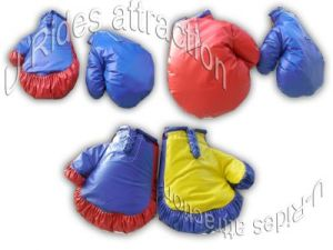 Big Inflatable Boxing Gloves for Boxing Court pictures & photos