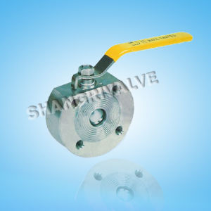 Italy Type Wafer Ball Valve (AQ71F)
