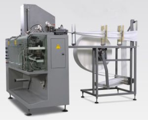 Horizontal Wet Wipe Sachet Packing Machine (DXDH-T110) pictures & photos