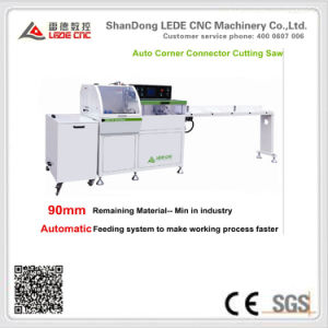 Conner Connector Cutting Saw Machine Excess Material Only 90mm CNC Control pictures & photos