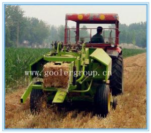 Square Hay Baler/Self-Propelled Square Hay Baler for Tractors pictures & photos