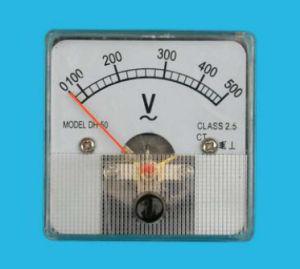 Voltmeter & Analog Meter (DH-50 Type)