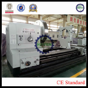 CW61200Hx4000 Heavy Duty Lathe Machine, Universal Horizonal Turning Machine pictures & photos