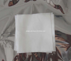 "Economical Polyester Interlock Knit Wipe With Laser Sealed Edges (4""X4"",6""X6"",9""X9"",12""X12"")"