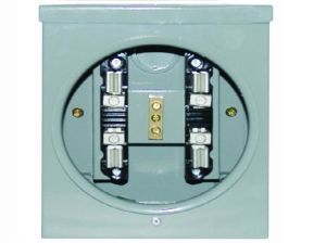 Square Meter Socket (GTFP-100A/4J) pictures & photos