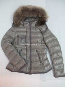 Lady Winter Waterproof Down Jacket