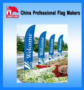 Custom Teardrop Banner for Advertising (2)