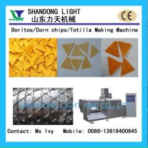 Corn Triangle Chips Machinery (LT65, LT70) pictures & photos