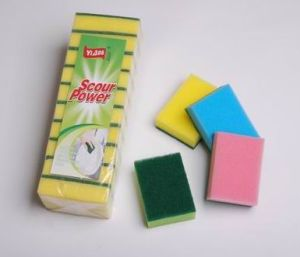 Sponge Scouring Pad (YS01) pictures & photos