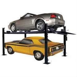 3.2t 4 Column Car Lift/Auto Lift/Elevator with CE and ISO9001 (DFP608NE) pictures & photos
