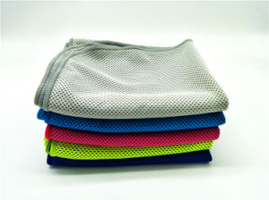 Fast Dry Outdoor Sports Cooling Towel Factory pictures & photos