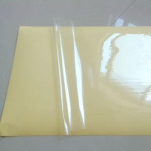 Self Adhesive Transparent Pet Paper