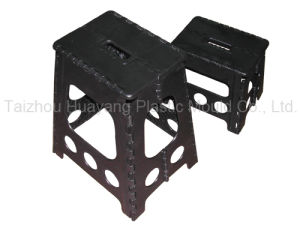 Plastic Folded Stool Mould (HY009) pictures & photos