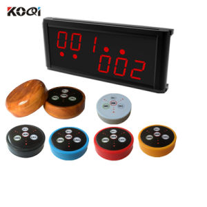 K-236 Wireless Paging Calling System for Waiter Service pictures & photos